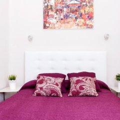 Отель Hostal Salamanca Улучшенный номер с различными типами кроватей фото 2