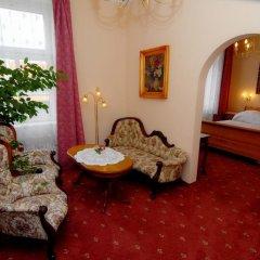 Opera Hotel 4* Люкс с различными типами кроватей
