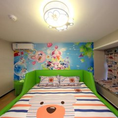 Апартаменты Guangzhou Chimelong Heefun International Service Apartment Люкс фото 17