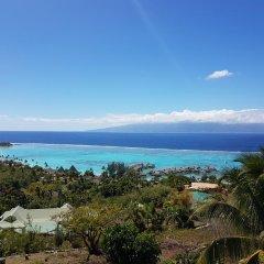 Отель Villa Blue Lagoon by Tahiti Homes Французская Полинезия, Папеэте - отзывы, цены и фото номеров - забронировать отель Villa Blue Lagoon by Tahiti Homes онлайн пляж