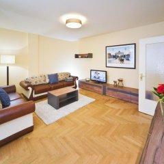 Отель AMC Apartments Berlin Германия, Берлин - 2 отзыва об отеле, цены и фото номеров - забронировать отель AMC Apartments Berlin онлайн комната для гостей фото 2
