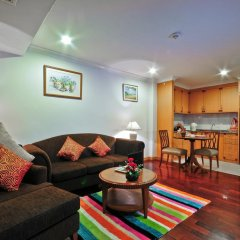 Отель Admiral Suites Sukhumvit 22 By Compass Hospitality 4* Представительский люкс фото 2