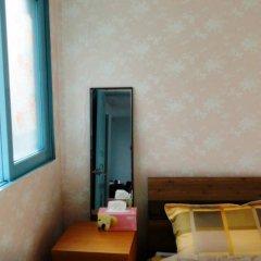Отель Cozy Place in Itaewon Стандартный номер с различными типами кроватей фото 6