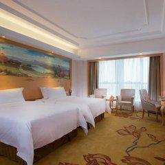 Отель Vienna Shenzhen Xiashuijing Subway Station Шэньчжэнь комната для гостей