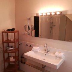 Отель Apartmenthaus Hohe Straße Дюссельдорф ванная