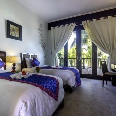 Отель Lotus Muine Resort & Spa 4* Номер Делюкс с различными типами кроватей фото 4