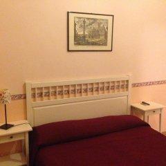 Отель Massimo A Romatermini 2* Стандартный номер с различными типами кроватей фото 18