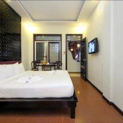 Отель Thanh Binh Iii 3* Улучшенный номер фото 3
