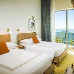 Отель The Confidante - in the Unbound Collection by Hyatt 4* Стандартный номер с различными типами кроватей фото 5