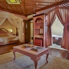 Satrapia Boutique Hotel Kapadokya Люкс с различными типами кроватей фото 2