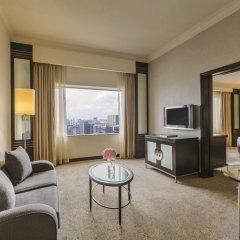 Отель Mandarin Orchard Singapore 5* Представительский люкс с различными типами кроватей фото 4