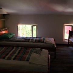 Gramophone Hostel Кровать в общем номере с двухъярусной кроватью