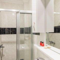 Отель Ortakoy Aparts & Suites ванная