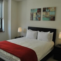 Отель Global Luxury Suites at Columbus Люкс с различными типами кроватей фото 5
