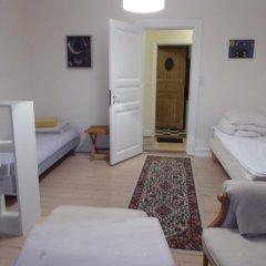 Отель Aalborg Holiday Apartment Дания, Алборг - отзывы, цены и фото номеров - забронировать отель Aalborg Holiday Apartment онлайн комната для гостей фото 2
