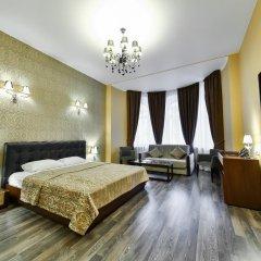Гостиница Аллегро На Лиговском Проспекте 3* Люкс с различными типами кроватей фото 13