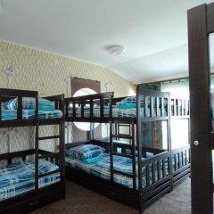 Hostel Morskoy Кровать в общем номере с двухъярусной кроватью фото 21