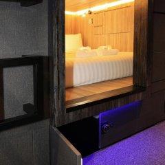 Lulu Hotel 3* Кровать в общем номере фото 17