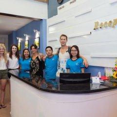 Отель Hanoi Friends Inn & Travel интерьер отеля
