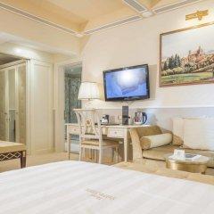 Golden Tower Hotel & Spa 5* Номер Luxury с 2 отдельными кроватями фото 17