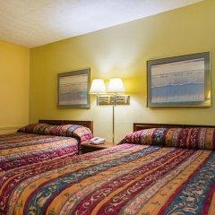 Отель Knights Inn-columbus 2* Номер Делюкс фото 5