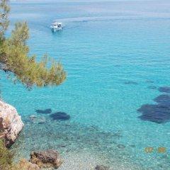 Hotel Milos пляж фото 2