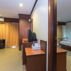Sharaya Patong Hotel 3* Стандартный семейный номер с двуспальной кроватью фото 7