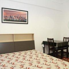 Хостел Столичный Экспресс Кровать в общем номере с двухъярусной кроватью фото 11