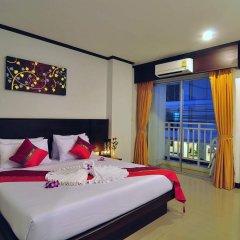 Sharaya Patong Hotel 3* Улучшенный номер с различными типами кроватей фото 8