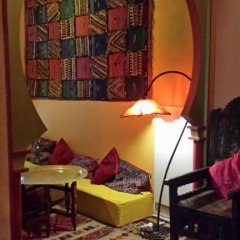Отель Porto Riad Guest House 2* Стандартный номер двуспальная кровать фото 17