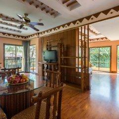 Отель Chaba Cabana Beach Resort 4* Полулюкс с различными типами кроватей фото 9