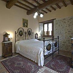 Отель Casale del Monsignore Сполето комната для гостей