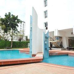 Отель Intercontinental Hotel Tangier Марокко, Танжер - отзывы, цены и фото номеров - забронировать отель Intercontinental Hotel Tangier онлайн бассейн