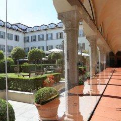 Four Seasons Hotel Milano 5* Люкс с двуспальной кроватью фото 10