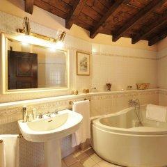 Отель La Piazza Porlezza Порлецца ванная