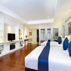 Отель Centre Point Silom 4* Номер Делюкс фото 4
