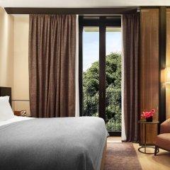 Bulgari Hotel Milan 5* Номер Делюкс с различными типами кроватей фото 2