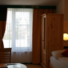 Hotel Asperner Löwe 3* Стандартный номер фото 4