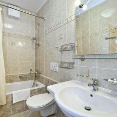 Отель Pension Villa Rosa 3* Стандартный номер с двуспальной кроватью фото 22
