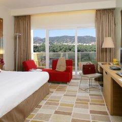 Отель Don Carlos Leisure Resort & Spa 5* Номер Делюкс с различными типами кроватей фото 4