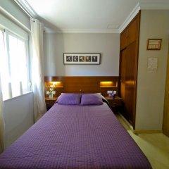 Отель Hostal La Muralla Стандартный номер с различными типами кроватей фото 3