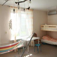Гостиница Localhostel Кровать в общем номере с двухъярусной кроватью фото 5