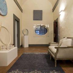 Отель The Artists' Palace Florence 3* Стандартный номер с различными типами кроватей фото 6
