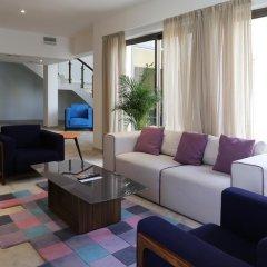 Ramada Hotel & Suites by Wyndham JBR 4* Люкс с двуспальной кроватью фото 6