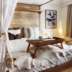 Отель Oslo Guldsmeden 3* Улучшенный номер с различными типами кроватей фото 4