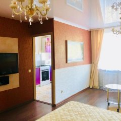 Апартаменты Rentapart-Minsk Apartment Минск комната для гостей фото 2