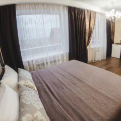 Гостиница Алексес Номер Делюкс с различными типами кроватей фото 4