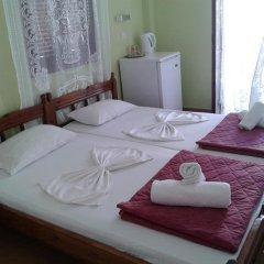 Отель Christina Pension Греция, Остров Санторини - отзывы, цены и фото номеров - забронировать отель Christina Pension онлайн комната для гостей фото 4