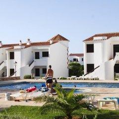 Отель Las Bouganvillas бассейн