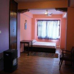 Отель Kantipur Heritage Homestay Непал, Катманду - отзывы, цены и фото номеров - забронировать отель Kantipur Heritage Homestay онлайн комната для гостей фото 5